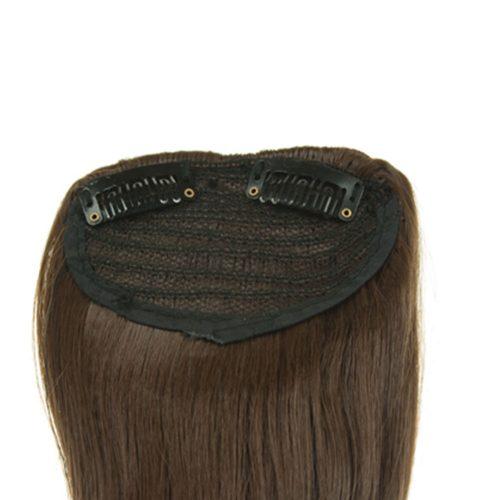 Šiške iz sintetičke kose – sa strane